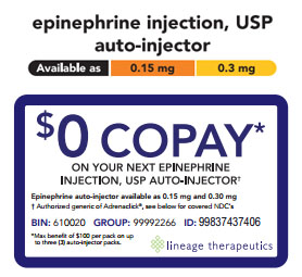 generic co-pay