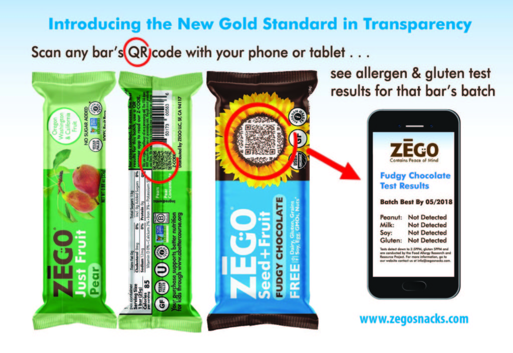 ZEGO'S Innovative Z-CODE