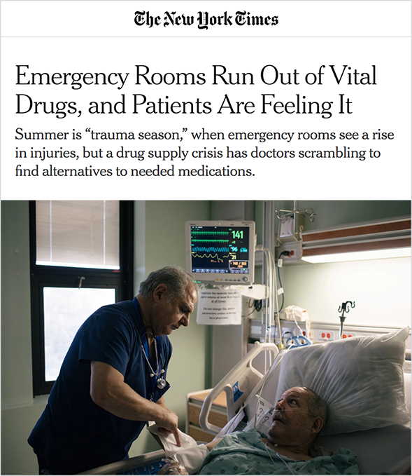 NYTimes Article