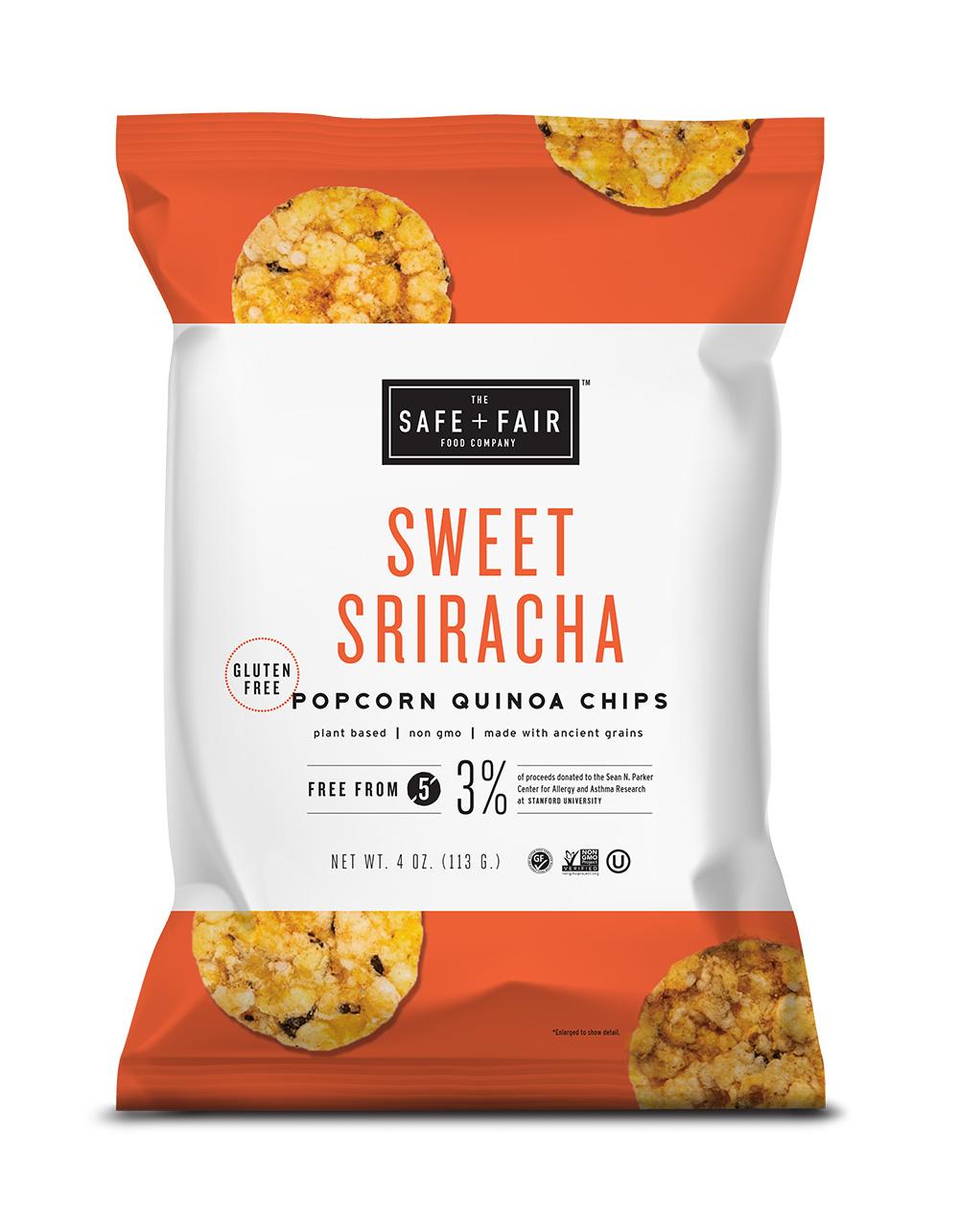 Sweet Sriracha