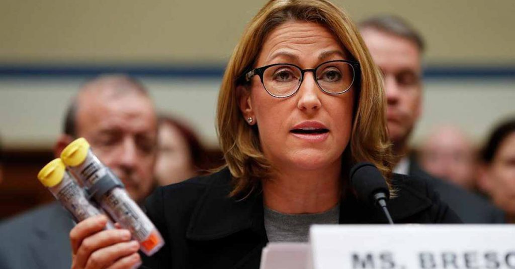 Heather Bresch Testifying Before House Oversight Committee