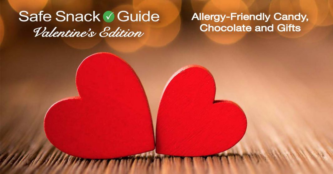 Valentine's Editions of the Safe Snack Guide