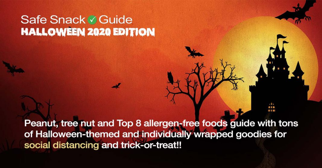 Free Food On Halloween 2020 The Safe Snack Guide Halloween 2020 Edition is Here to Make the