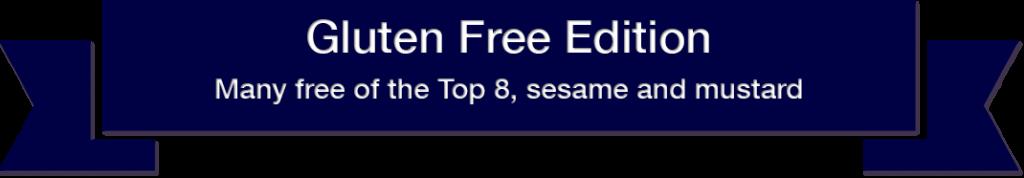 Gluten Free Edition