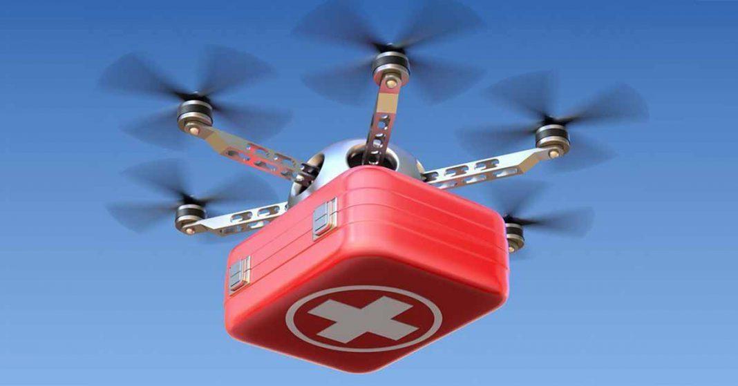 Emergency Medical Drone